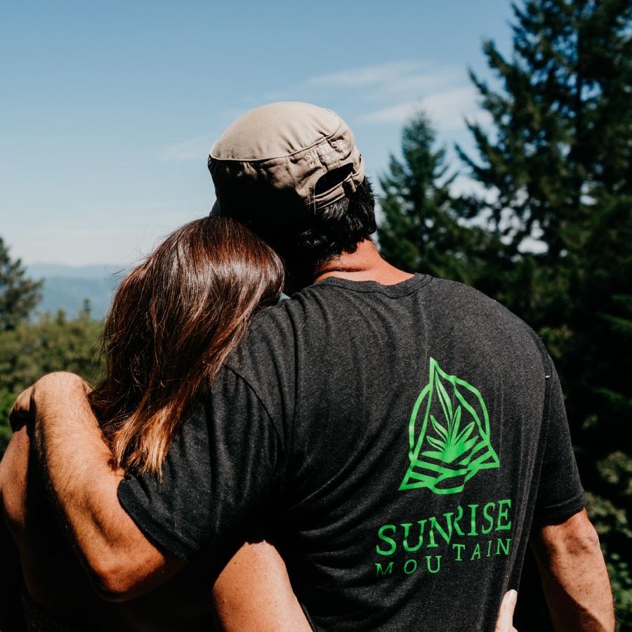 Dave and Lorelie Sunrise Mountain Farms